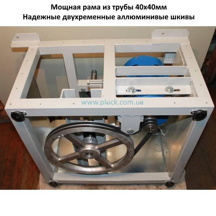 Перосъемная машина для ощипа гусей: описание — selok.info