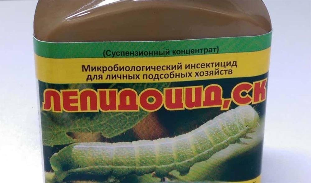 ᐉ лепидоцид: инструкция по применению, отзывы, хранение препарата - roza-zanoza.ru