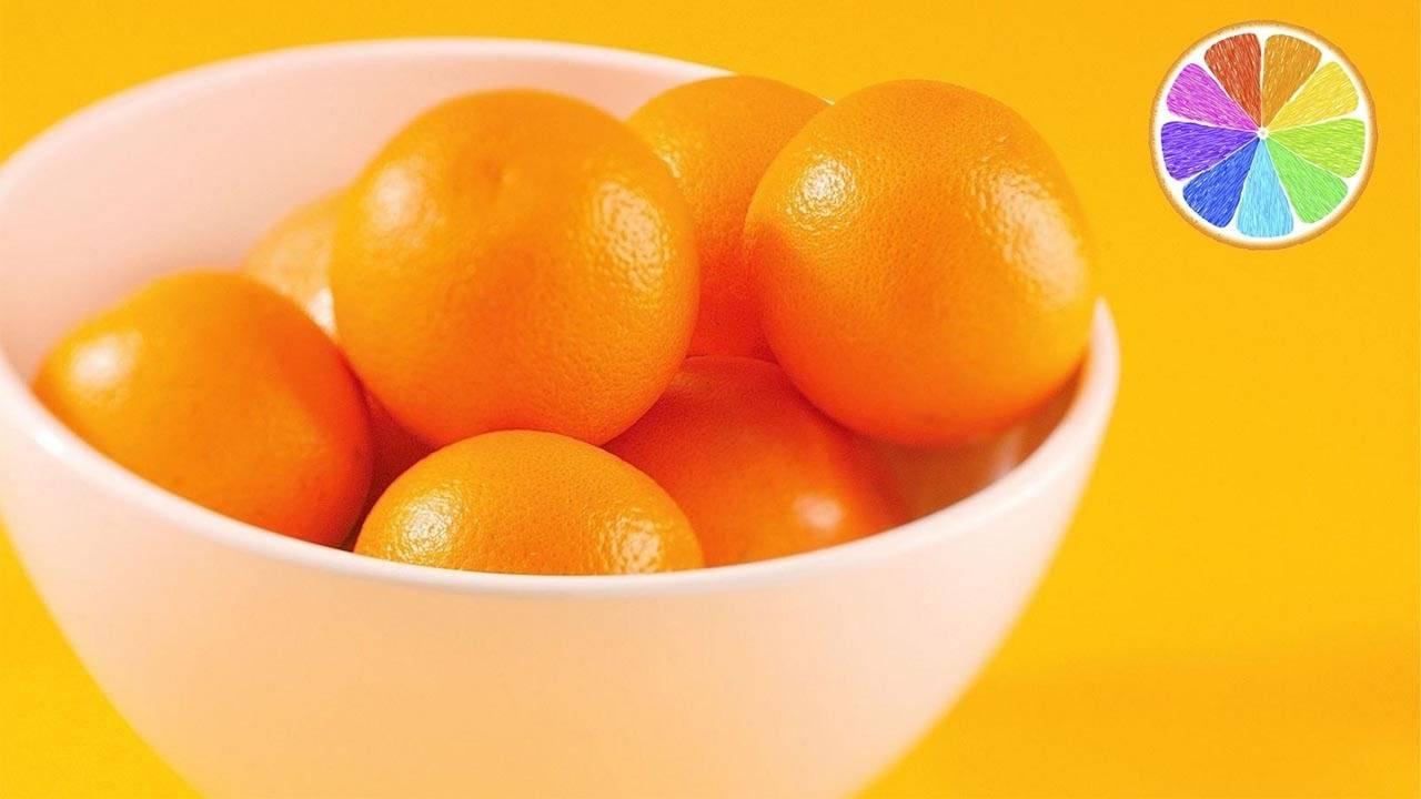 Как почистить апельсин от кожуры быстро и правильно: видео — selok.info