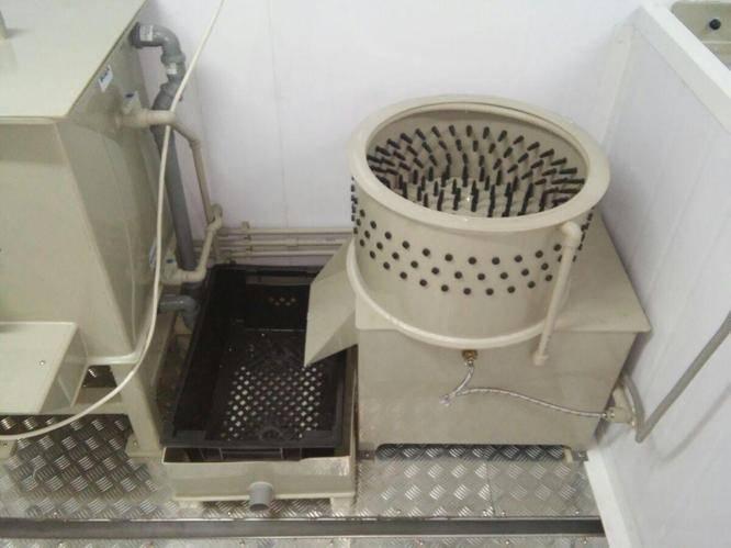 Перосъемная машина для гусей своими руками чертежи
