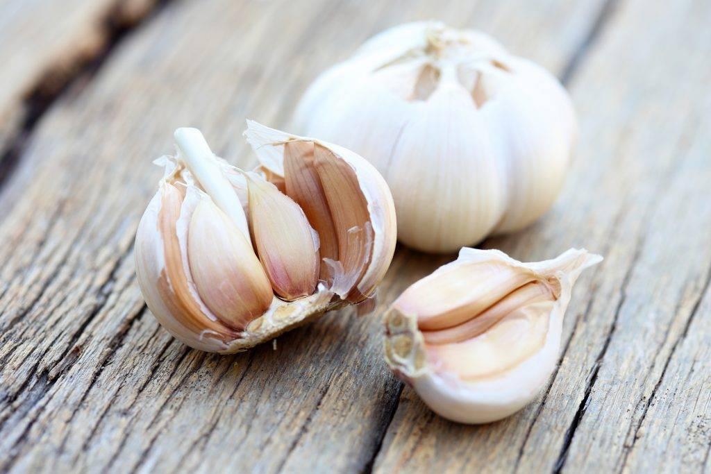 Калорийность чеснока, его полезные свойства и вред