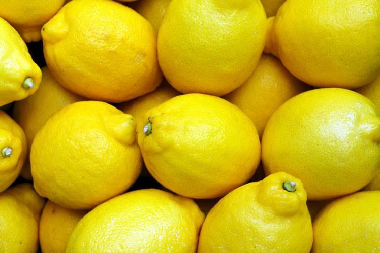 Лимон от атеросклероза