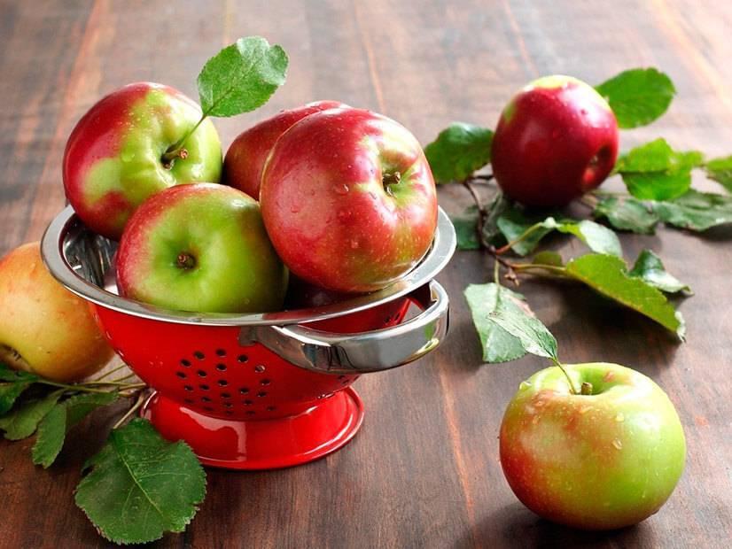 11 удивительных полезных свойств зеленых яблок