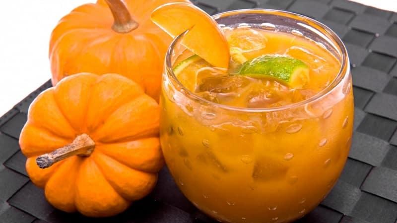 Как пить тыквенный сок: полезные свойства и рецепты приготовления напитка - red fox day