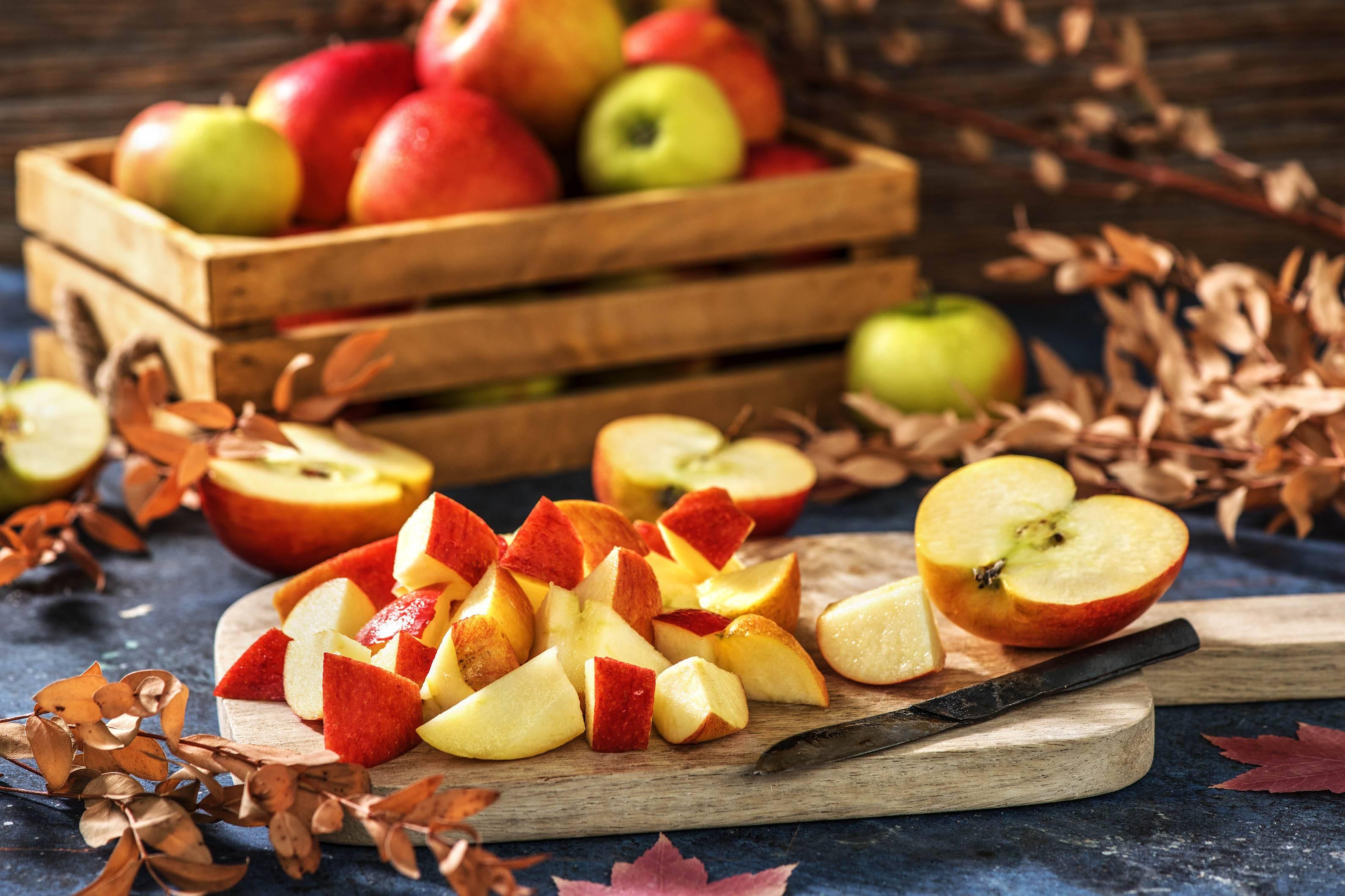 Польза и вред натурального яблочного сока: правила приготовления