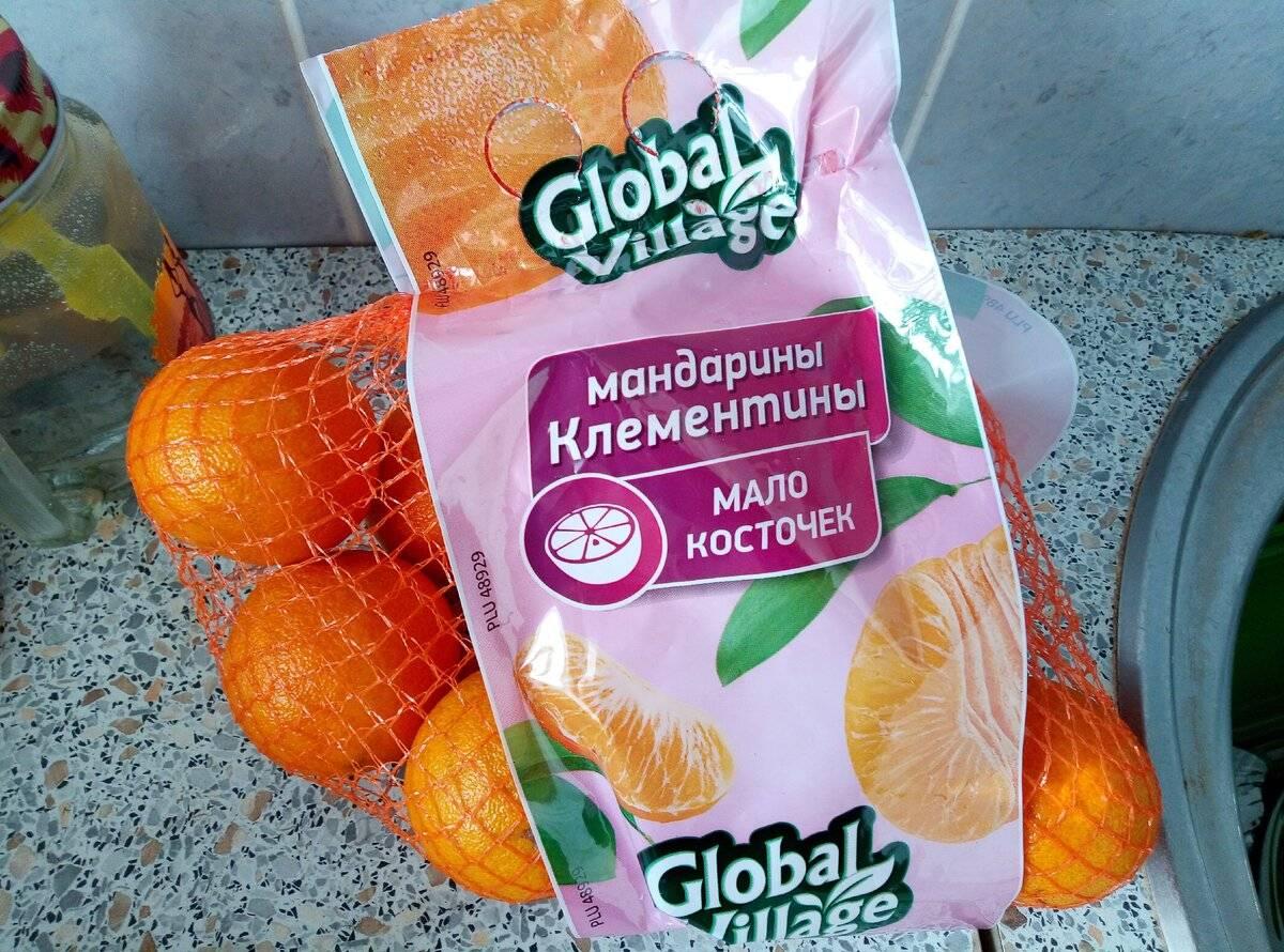 Клементин (фрукт): разница с мандарином, рубино, где растут клементин (фрукт): разница с мандарином, рубино, где растут
