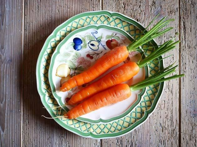 Стоит ли есть морковь при беременности?
