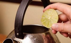 Очищаем увлажнитель воздуха лимонной кислотой