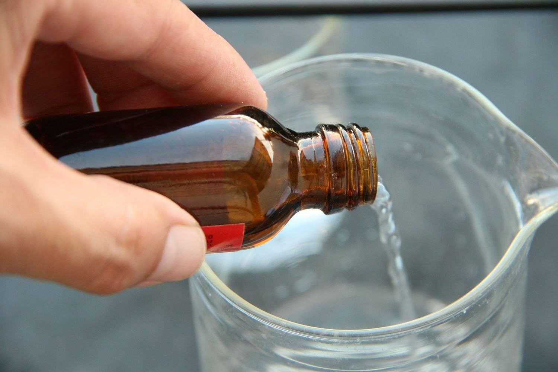 Нашатырный спирт для томатов: как правильно подкормить