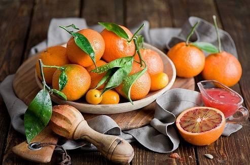 Эфирное масло мандарина: свойства и применение