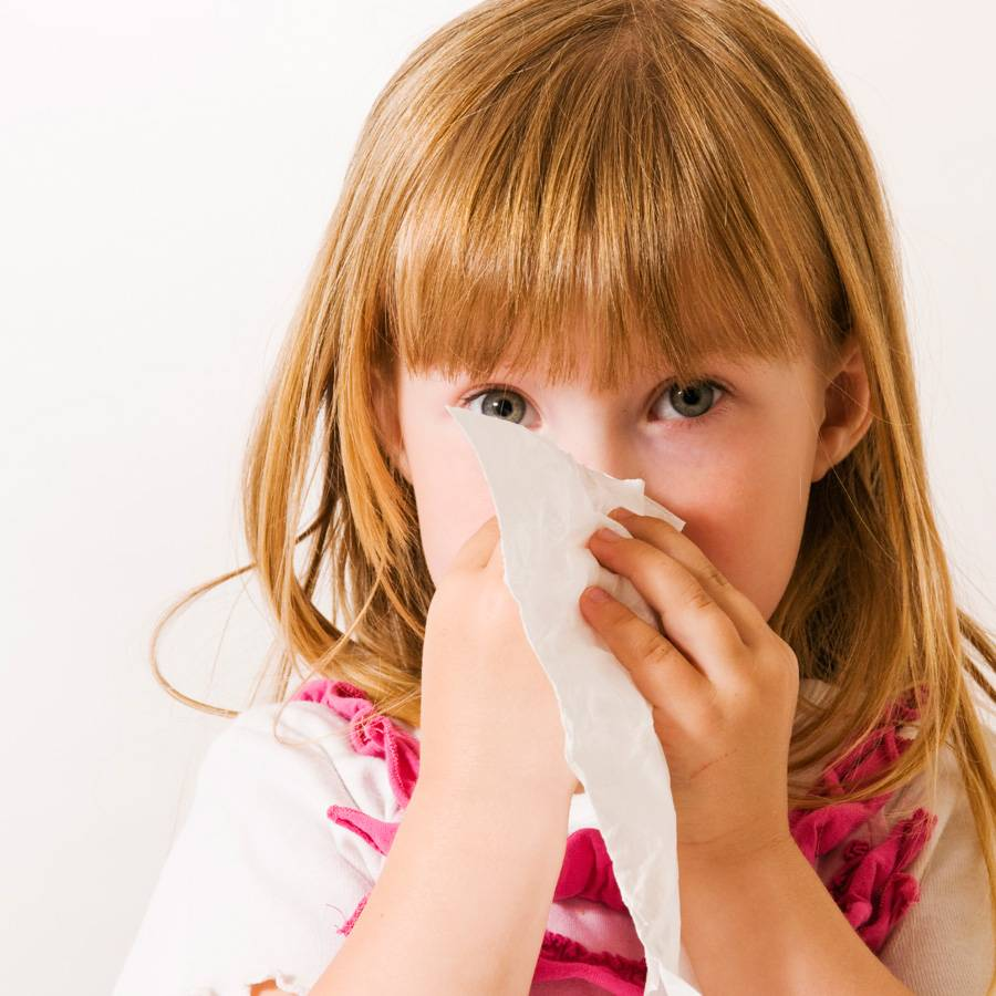 Как отличить аллергическую сыпь от инфекционной