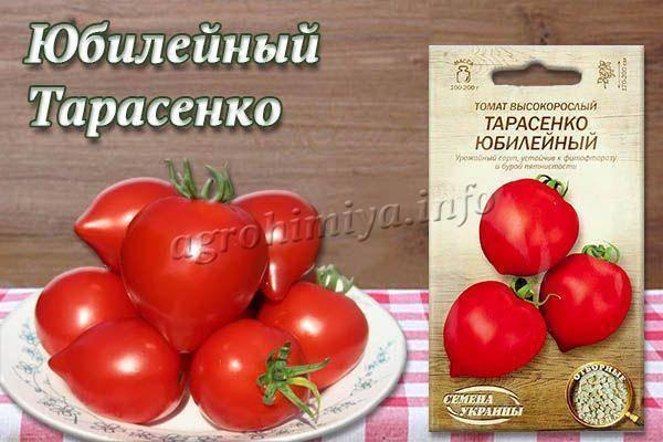 Томат гибрид тарасенко 2