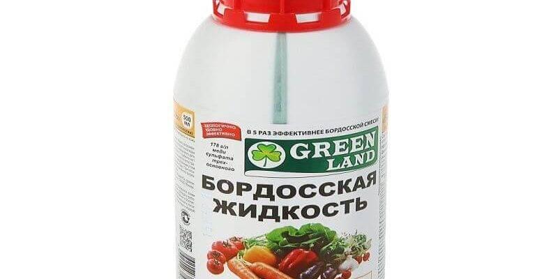 Бордоская жидкость (меди сульфат + кальция гидроксид) | справочник пестициды.ru