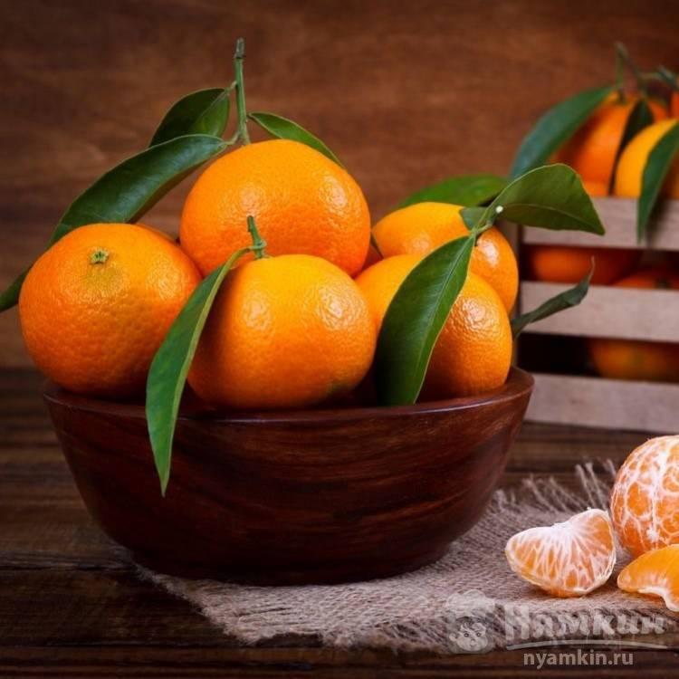Как хранить мандарины в домашних условиях. как правильно хранить мандарины