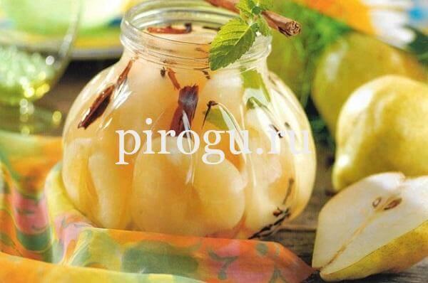 Варенье из груш по оригинальным рецептам на любой вкус!