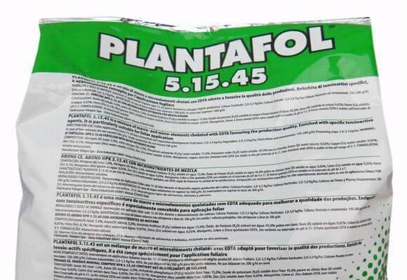 """Удобрения """"плантафол"""": описание, состав, инструкция по применению"""