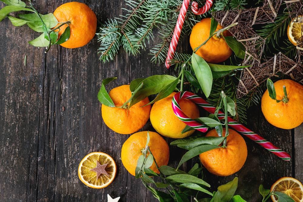 Яркие и вкусные витаминные мандарины − почему дети так любят новый год?