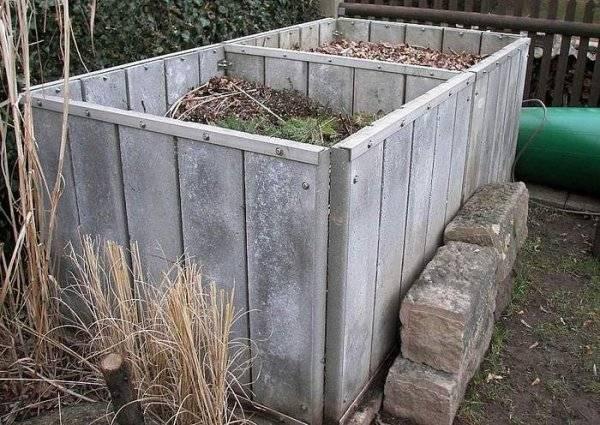 Компостная яма своими руками: как сделать, простые варианты изготовления