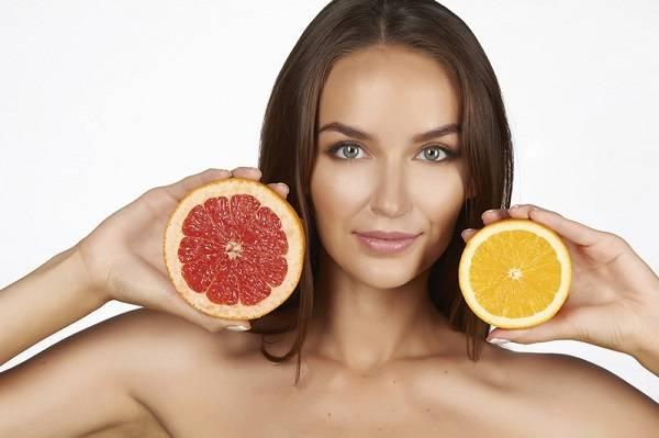 Белый и красный грейпфрут: чем полезны — selok.info