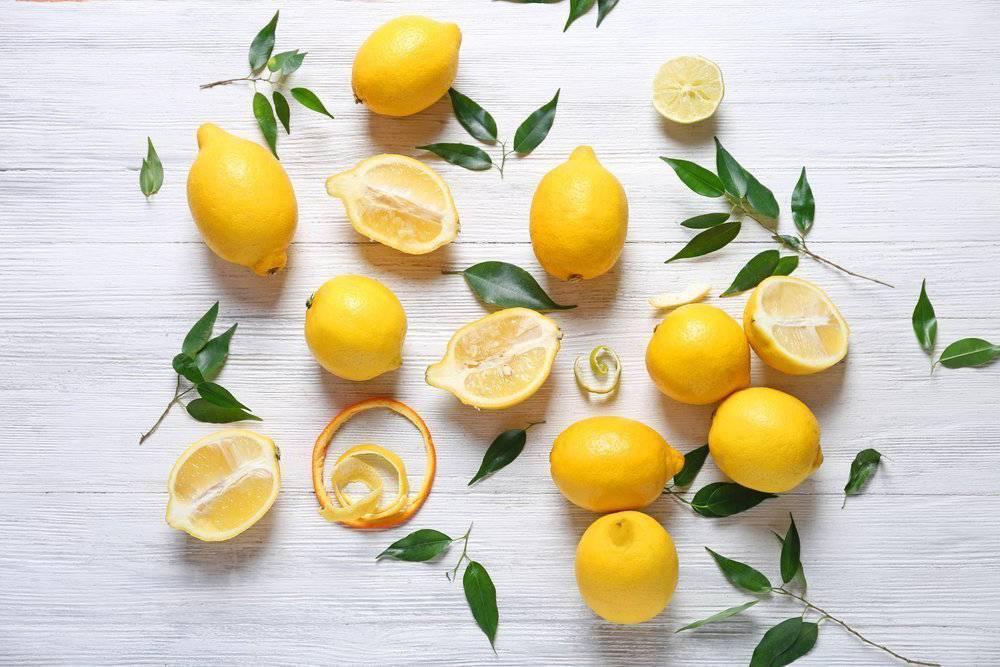 Лимон и чай с лимоном при грудном вскармливании