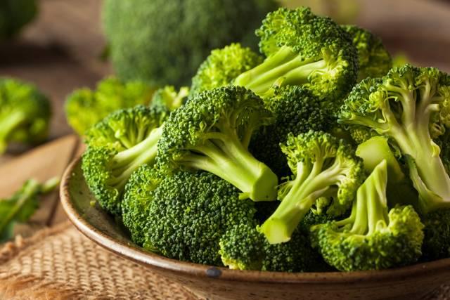 Брокколи: вред, польза и калорийность   food and health