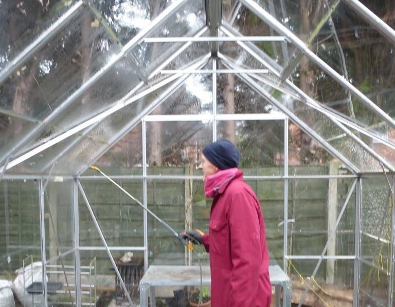 Осенняя обработка теплицы после сбора урожая: подготовка почвы к новому сезону