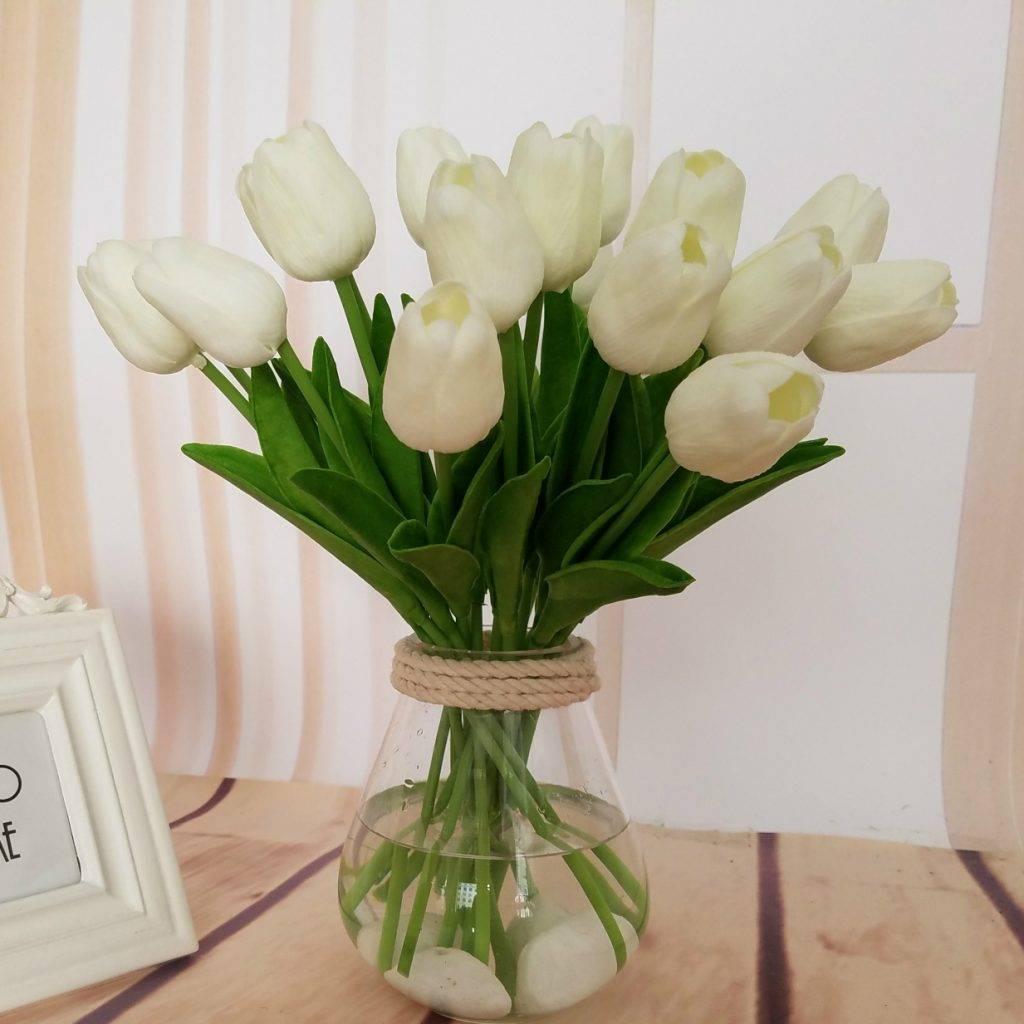 Как сохранить тюльпаны до 8 марта? как хранить срезанные купленные тюльпаны?