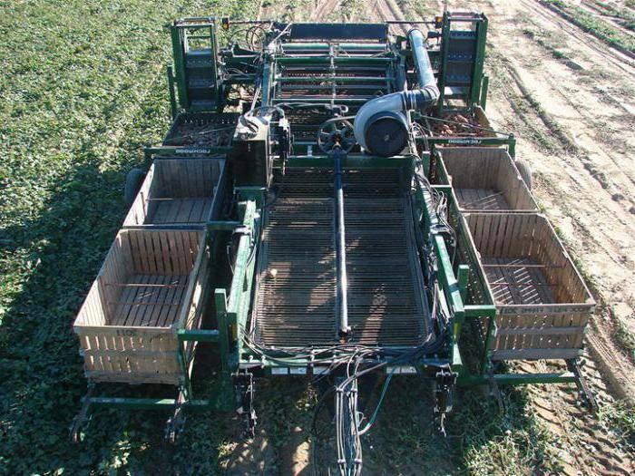 Картофелеуборочный комбайн (картофельный): для уборки картофеля, картофелеуборочная техника, самодельный, самоходный, однорядный, anna z-644, кпк-3, кку-2а, кабан, bolko z-643, пкк-2, avr-6200 spirit, grimme se-140 sb, цена, отзывы владельцев