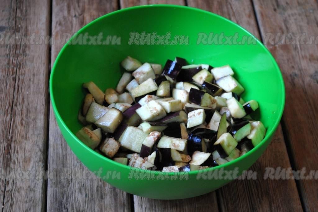 Бакат из баклажан на зиму: рецепты приготовления закуски с фото и видео