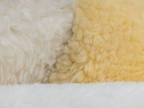 Как почистить овчину в домашних условиях, можно ли ее стирать в стиральной машине?