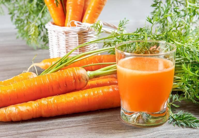 Чем полезен морковный сок? - medical insider