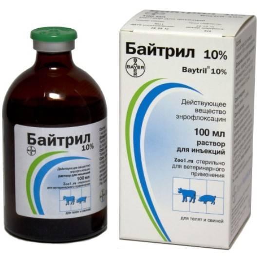 Антибиотики для кур-несушек широкого спектра действия — дозировка