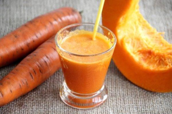 Польза и вред свежевыжатого тыквенного сока