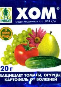 Чудо-препарат для лечения помидоров — оксихом: инструкция по применению, плюсы и минусы средства