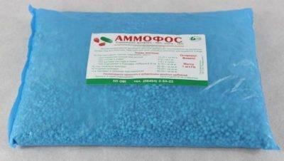 Аммофос удобрение – применение, состав, нормы внесения