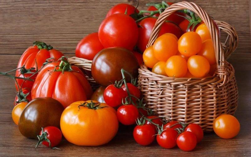 К чему снятся помидоры, толкование сна по соннику