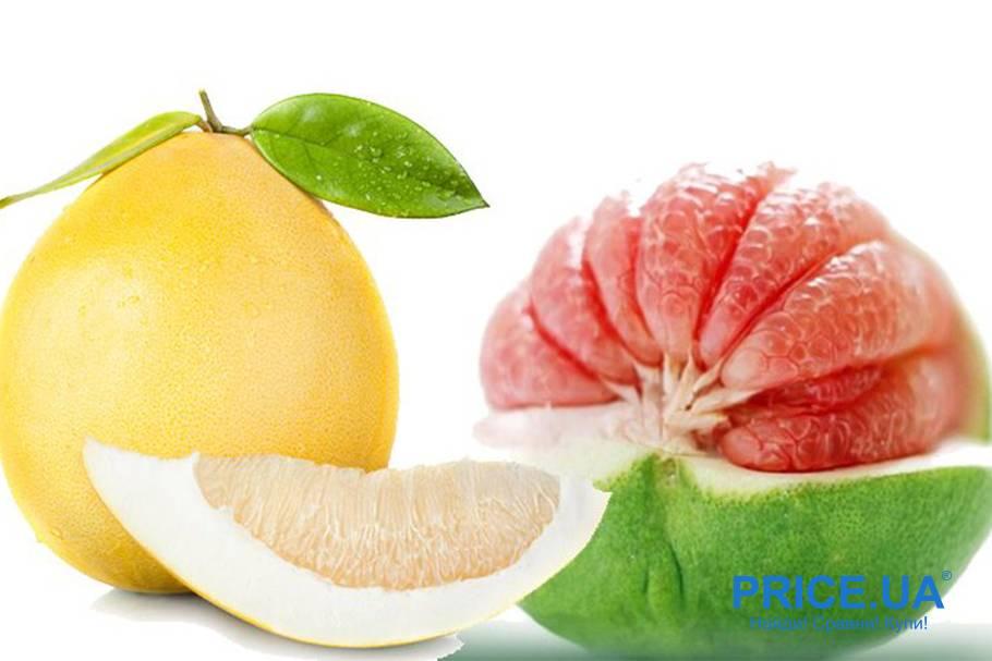 Вы точно знаете, чем полезен фрукт помело для здоровья?