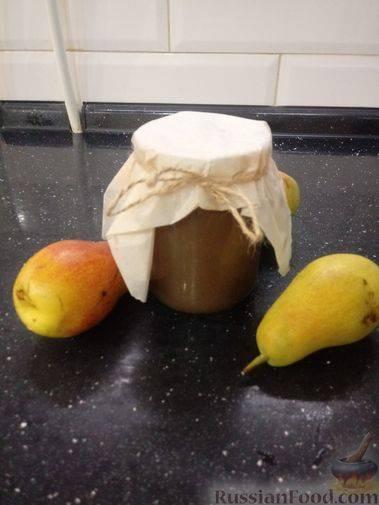 Рецепт вареной сгущенки с грушей
