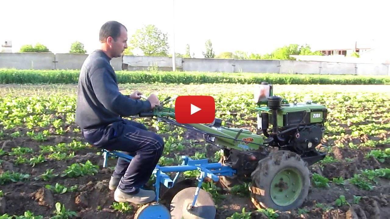 Как окучивать картошку мотоблоком, культиватором: как правильно, инструкция, советы, видео