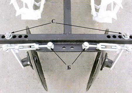 Виды и особенности выбора ручных окучников