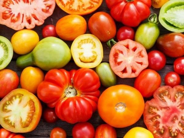 Детерминантные помидоры — лучшие сорта