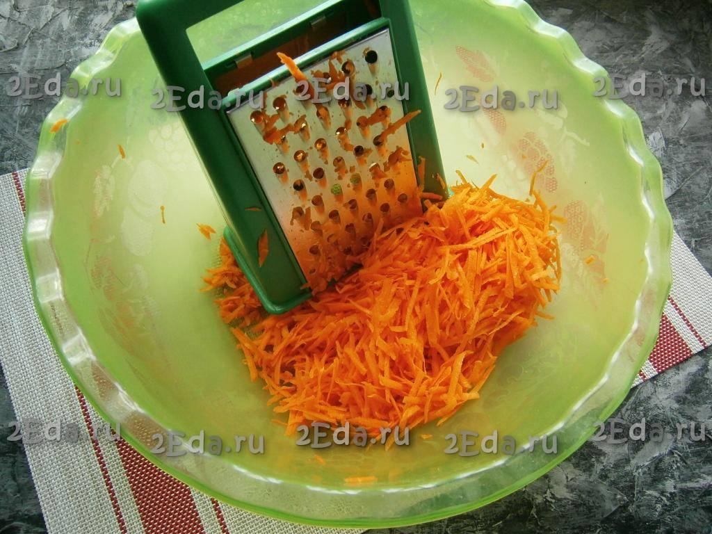 Можно ли замораживать вареную морковь для салата — рецепты заготовок на зиму