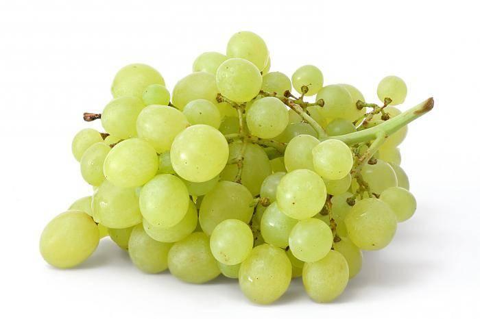 Можно ли есть виноград при похудении? сколько калорий в 100 г винограда?