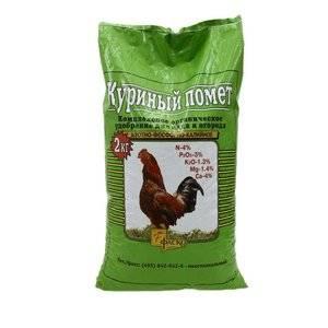 Как приготовить удобрение из куриного помета