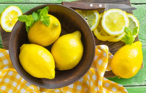 Цедра лимона: польза и применение