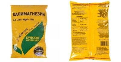 Формула сульфата калия, способы применения и состав
