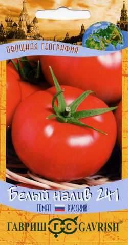 Раннеспелый томат белый налив: сортовые характеристики и агротехника