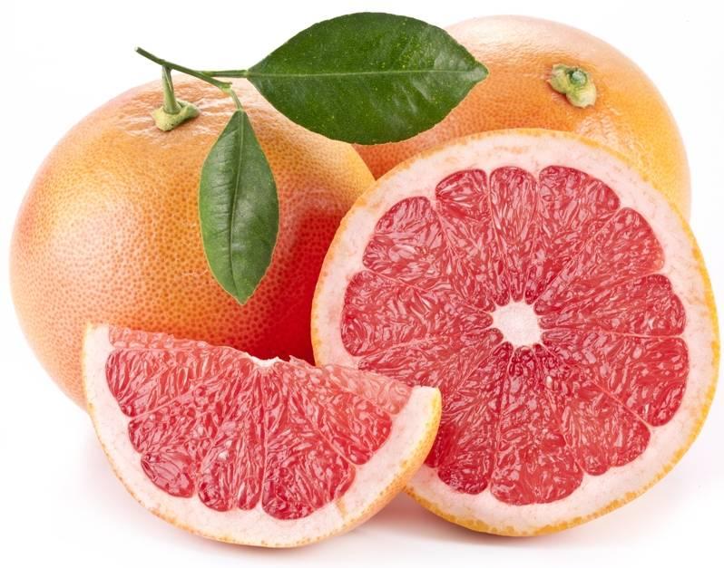 Роль грейпфрута в похудении