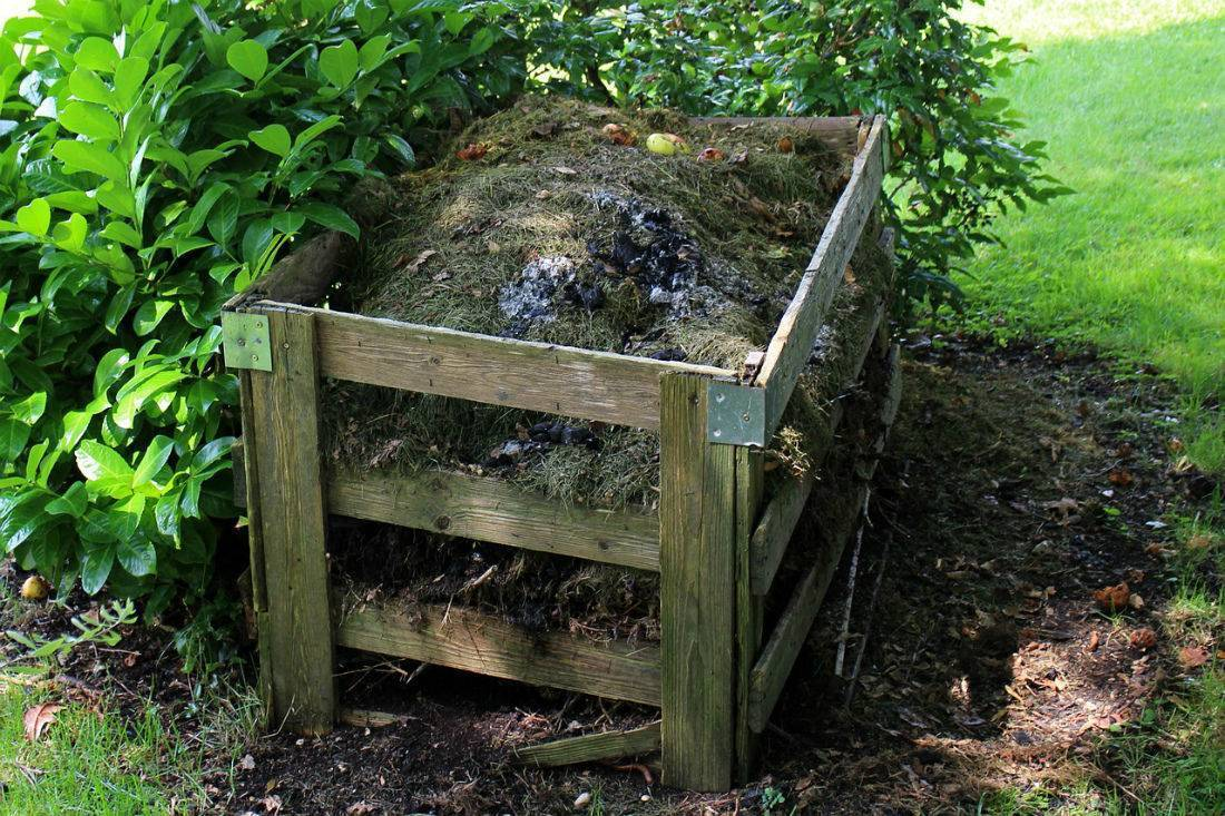 Варианты изготовления компостной ямы своими руками: фото
