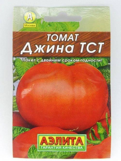 Томат «джина»: описание сорта